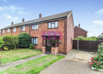Thumbnail 3 bed end terrace house for sale in St. Cecelia Road, Chadwell St. Mary, Grays