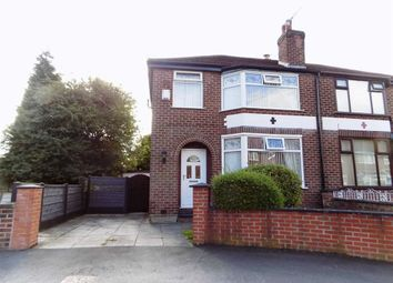 Thumbnail 3 bed semi-detached house for sale in Edale Avenue, Stockport, Greater Manchester