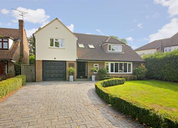 Thumbnail 5 bed detached house for sale in Park Crescent, Elstree, Borehamwood