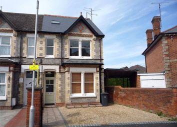 Thumbnail 1 bedroom maisonette to rent in Carnarvon Road, Reading, Berkshire