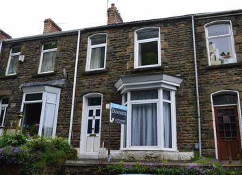 Thumbnail 3 bedroom terraced house for sale in Stanley Terrace, Swansea