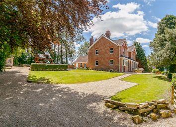 Thumbnail 6 bed detached house for sale in Devizes Road, Potterne, Devizes, Wiltshire