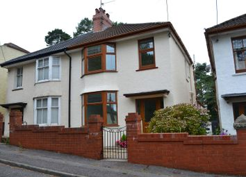 Thumbnail 3 bed semi-detached house for sale in Uplands, Gowerton, Swansea