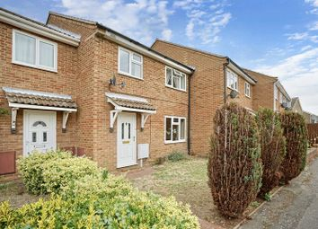 3 bed terraced house for sale in Miller Way, Brampton, Huntingdon, Cambridgeshire. PE28
