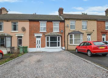 Thumbnail 4 bed terraced house for sale in Church Road, Tovil, Maidstone