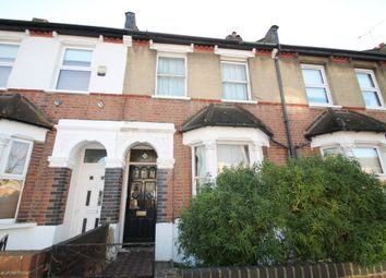 Thumbnail 3 bed terraced house for sale in Belmont Road, London