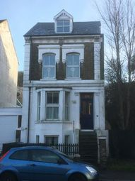 Thumbnail 1 bedroom flat for sale in 109B Folkestone Road, Dover, Kent