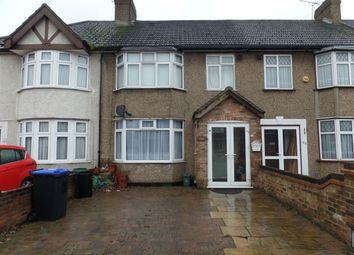 Thumbnail 3 bed terraced house to rent in Grosvenor Crescent, Uxbridge