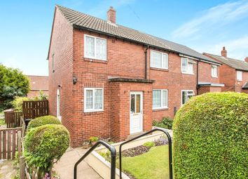 Thumbnail 3 bed semi-detached house for sale in Manor Crescent, Rothwell, Leeds, West Yorkshire