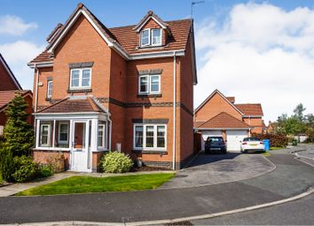 Thumbnail 5 bed detached house for sale in Fox Bank Close, Widnes