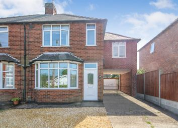 Thumbnail 3 bed semi-detached house for sale in Henry Street, Redhill, Nottingham