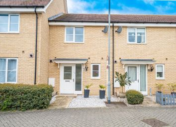 Thumbnail 2 bed end terrace house for sale in The Croft, Little Canfield, Dunmow