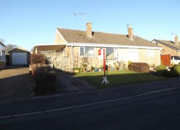 Thumbnail 2 bed bungalow for sale in Dale Grove, Leyburn, North Yorkshire