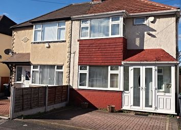 Thumbnail 3 bedroom semi-detached house for sale in Griffiths Road, West Bromwich