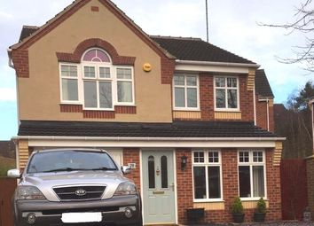 Thumbnail 4 bed detached house for sale in Quartz Avenue, Mansfield