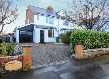 Thumbnail 3 bedroom semi-detached house for sale in Preston Old Road, Clifton, Preston, Lancashire