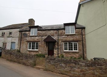 Thumbnail 3 bed terraced house to rent in Felinfach, Brecon