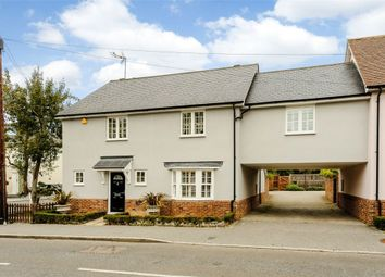 Thumbnail 4 bed detached house for sale in The Street, High Easter, Chelmsford, Essex