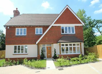 Thumbnail 4 bed detached house for sale in Summerfold, Church Street, Rudgwick, Horsham