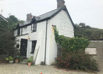 Thumbnail 2 bed cottage to rent in Tregurrian, Newquay