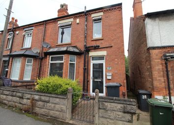 Thumbnail 3 bed semi-detached house for sale in Willow Road, Carlton, Nottingham