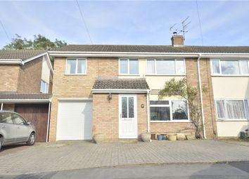 Thumbnail 4 bedroom semi-detached house for sale in Hulbert Close, Swindon Village, Cheltenham