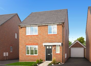 """Thumbnail 4 bedroom property for sale in """"The Poplars At The Avenue"""" at Radwinter Avenue, Wickford"""