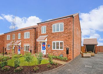 Thumbnail 3 bed detached house for sale in Wheelwright Drive, Eccleshall, Stafford