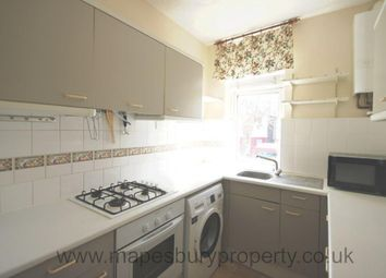 Thumbnail 2 bedroom flat to rent in Chichele Road, Cricklewood