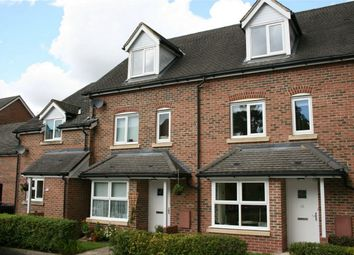 Thumbnail 4 bed terraced house for sale in Thornton Close, Alresford
