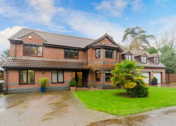 Thumbnail 4 bed detached house for sale in Orchard Park, Coddington, Newark, Nottinghamshire