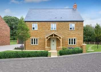 Thumbnail 4 bedroom detached house for sale in Noral Close, Banbury