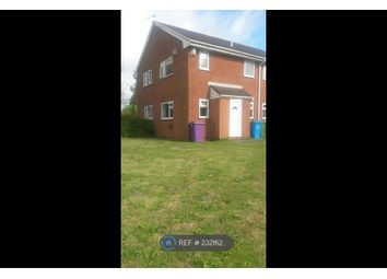 Thumbnail 1 bed semi-detached house to rent in Cardigan Way, Liverpool