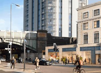 Battersea Park Road, Battersea, London. SW8. Block of flats for sale