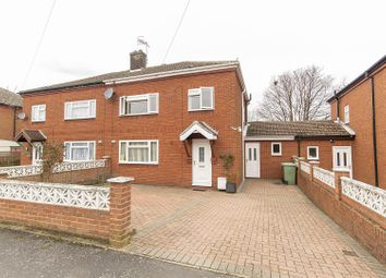 3 bed semi-detached house for sale in Tennyson Way, Grassmoor, Chesterfield S42