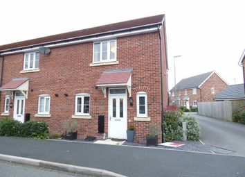 Thumbnail 2 bed end terrace house for sale in St Davids Mews, Abbey Park Way, Crewe