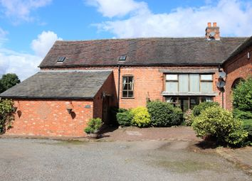 Thumbnail 4 bed barn conversion to rent in Tamworth Road, Fillongley, Coventry
