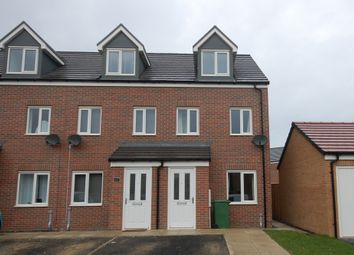 Thumbnail 3 bed end terrace house for sale in Whitethroat Close, Hetton-Le-Hole, Houghton Le Spring