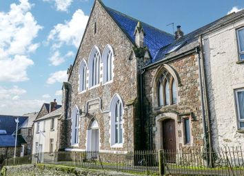 Thumbnail 2 bed flat for sale in Chapel Street, Holsworthy