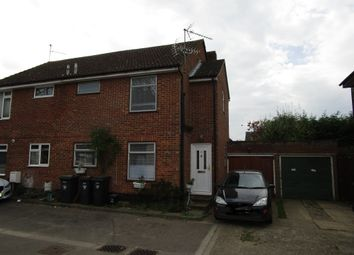 Thumbnail 4 bed semi-detached house for sale in Oziers, Elsenham, Bishop's Stortford