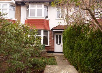 Thumbnail 3 bed property to rent in Gordon Road, Beckenham