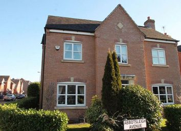 Thumbnail 4 bed detached house to rent in Abbotsleigh Avenue, Manchester