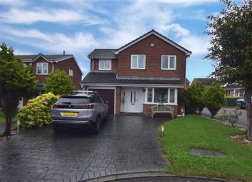 Thumbnail 4 bed detached house for sale in Hawksley Gardens, Barton Green, Nottingham