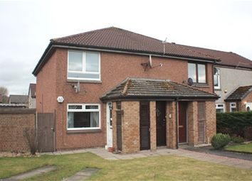 Thumbnail 1 bed flat to rent in Young Crescent, Bathgate, Bathgate
