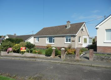 Thumbnail 4 bed detached bungalow for sale in Clogfryn, Aberaeron