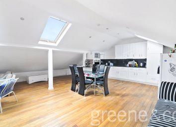 Thumbnail 3 bedroom flat to rent in Brondesbury Villas, London