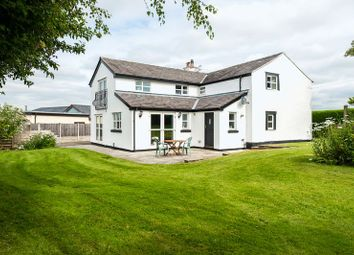 Thumbnail 5 bed farmhouse for sale in Wrennalls Lane, Eccleston, Chorley