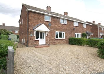 Thumbnail 3 bed semi-detached house for sale in Thomas Vere Road, Thorpe St Andrew, Norwich