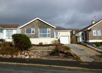 Thumbnail 3 bed bungalow to rent in Longlands Drive, Plymouth, Devon