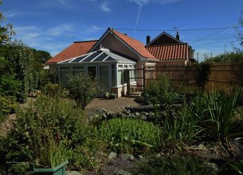 Thumbnail 3 bedroom detached bungalow for sale in Colville Road, South Oulton Broad, Lowestoft